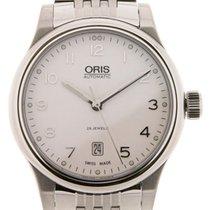 Oris Classic Date Steel