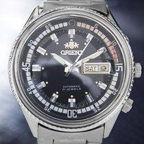 Orient Vintage Fantastic Mens Large Automatic Watch C1960s...