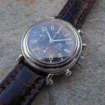 Ollech & Wajs Toledo Automatic Chronograph New Old Stock