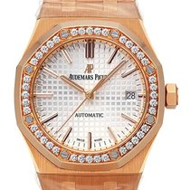 Audemars Piguet Royal Oak Lady 18 kt Roségold Ref. 15451OR.ZZ....
