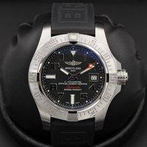 Breitling Avenger II - Seawolf - Black Dial - A17331 - 45mm -...