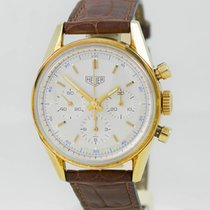 TAG Heuer Carrera 1964 Reedition Gold Case