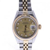 Rolex Datejust Lady 26mm Automatic-self-wind Womens Watch 69173