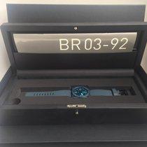 伯莱士 (Bell & Ross) BRO3-92 Blue Ceramic
