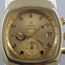 Omega Seamaster JEDI 1970s Chronograph 24 hour Lemania