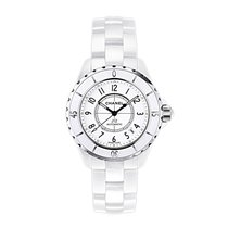 Chanel J12 WEISS AUTO 38 MM H0970