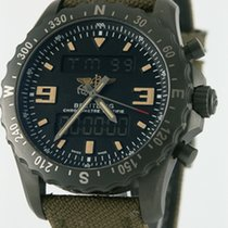 Breitling Chronospace Military