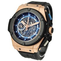 Hublot Maradona King Power Big Bang in Rose Gold