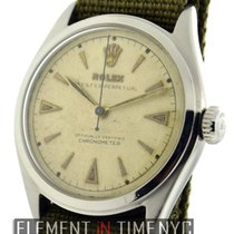 Rolex Oyster Perpetual Vintage Bubble Back Circa 1952