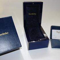 Barthelay Uhrenbox mit Umkarton + Garantiekarte