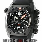 Bell & Ross Marine Carbon Chronograph Steel & PVD 44mm...