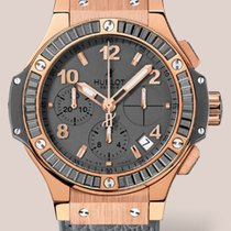 Hublot Big Bang 41mm Earl Gray · Gold Carat 341.PT.5010.LR.1912