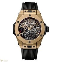 Hublot Big Bang 45 мм Tourbillion 18K Magic Gold Men's Watch