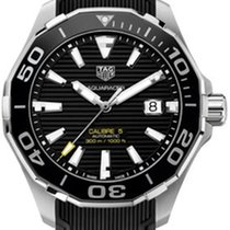 TAG Heuer Aquaracer Automatic Date Mens watch WAY201A.FT6069