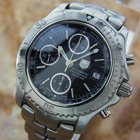 TAG Heuer Large Swiss Made Chronograph Automatic Stainless...