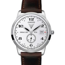 Junkers Dessau 6334-1 Quartz Watch With Swiss Ronda Movement...