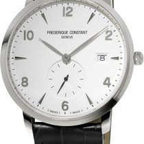 Frederique Constant Geneve Slimline FC-245SA5S6 Elegante...
