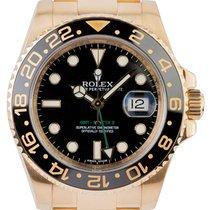 Rolex GMT-Master II 18ct Full Yellow Gold 116718LN