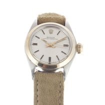 Rolex Oyster Perpetual Lady 6618 from 1969 1 year Rolex Garantie