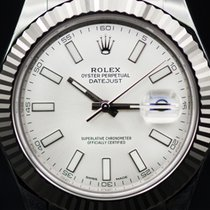 Rolex Oyster Perpetual Datejust II 41MM Watch