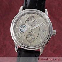 Blancpain Lady Double Time Zone Automatik Damenuhr 3760-1136-52b