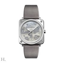 Bell & Ross BR S Grey Camouflage Diamonds