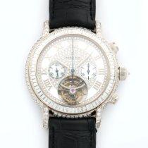 Audemars Piguet Jules Audemars Tourbillon Chronograph Diamond...