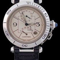 Cartier Pasha GMT Réserve de Marche
