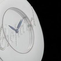 Chopardissimo mit Diamantbesatz 18kt Weissgold 40mm