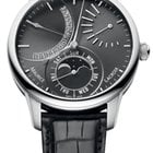 Maurice Lacroix Masterpiece Lune Retrograde Automatic Mens Watch