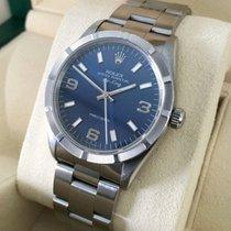 Rolex Oyster Perpetual Air-King Steel Bleu Dial 34 mm (1995)