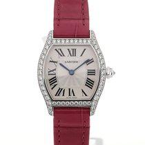 Cartier Tortue White Gold Diamond Ladies