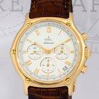 Ebel 1911 Le Modulor El Primero Chronograph 18K Rotgold rar Top