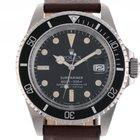 Rolex Submariner Date Matte Dial Stahl Automatik Armband Leder...