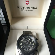 Victorinox Swiss Army Infantry Vintage 241460 Chronograph St