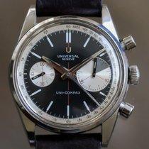 "Universal Genève Uni-Compax ""Big Eye"" Vintage Chronograph"