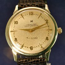 Hamilton Masterpeace 585 Gold Thin-o-matic