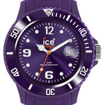 Ice Watch Ice-Winter Sili Collection Silicone Grape Unisex...