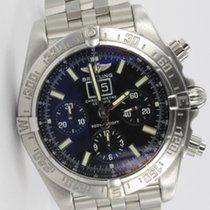 百年靈 (Breitling) Chronomat Blackbird Stahl A44359