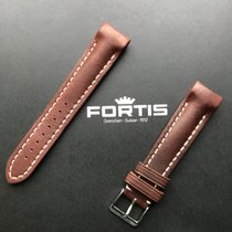 Fortis Leatherstrap ref. 99.101.16.010