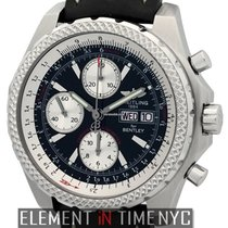 Breitling Bentley GT Racing Stainless Steel 45mm Ref. A13363