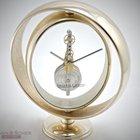 Jaeger-LeCoultre , Vintage Table Clock, Stabwerk, Silver...