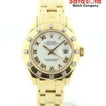 Rolex Pearlmaster Masterpiece