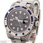 Rolex GMT-Master II Ref-116759SA 18K White Gold Origina...