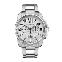 Cartier Calibre de Cartier Chronograph Automatic Chronoscaph...