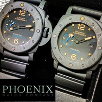 Panerai Luminor Submersible 1950 Carbotech 3 Days Automatic- 47MM