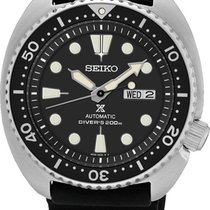 Seiko Prospex Automatik Diver's SRP777K1 Herren Automatiku...