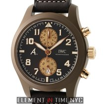 IWC Pilot Collection Pilot Chronograph Tribute To Saint...
