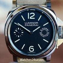 Panerai PAM 590 Luminor Marina 8 Days Acciaio North Amer. 44mm