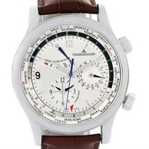 Jaeger-LeCoultre Master World Geographic Watch 146.8.32.s...